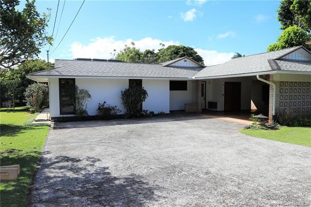 1655A Walea Street, Wahiawa, HI 96786 (MLS #201903164) :: Team Lally