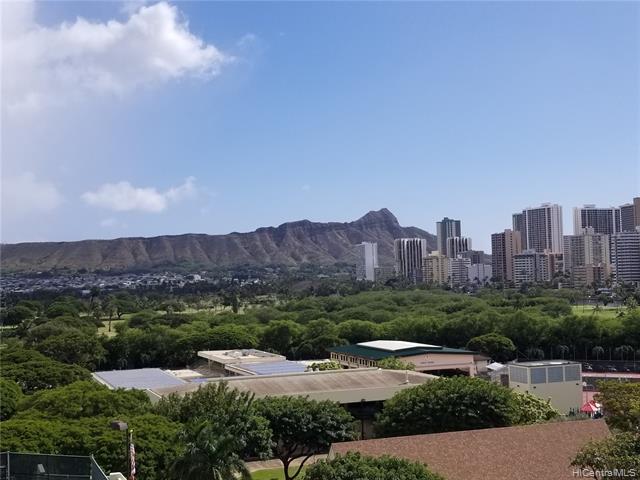 583 Kamoku Street #1105, Honolulu, HI 96826 (MLS #201903255) :: The Ihara Team