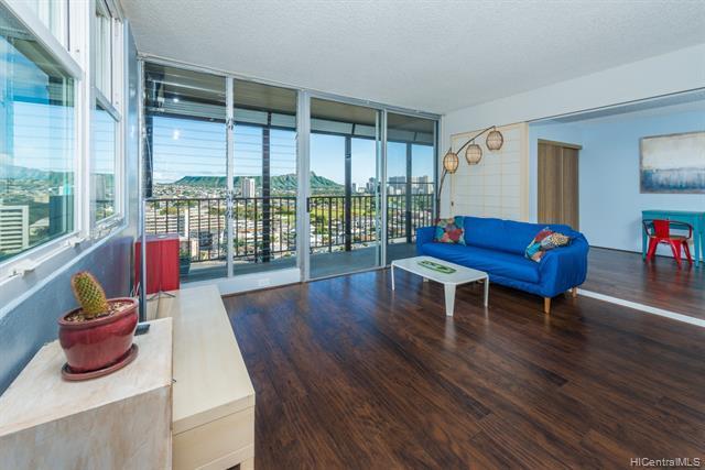 2754 Kuilei Street #1706, Honolulu, HI 96826 (MLS #201903285) :: Elite Pacific Properties