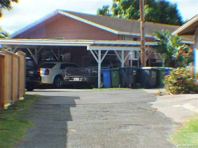 94-046 Nawaakoa Street A, Waipahu, HI 96797 (MLS #201903561) :: The Ihara Team