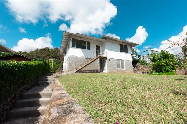 2310 Makanani Drive, Honolulu, HI 96817 (MLS #201903629) :: The Ihara Team