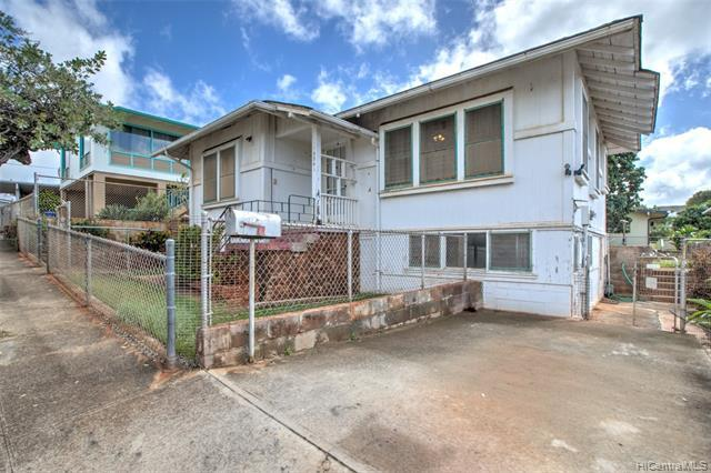 3341 Martha Street, Honolulu, HI 96815 (MLS #201903649) :: Keller Williams Honolulu