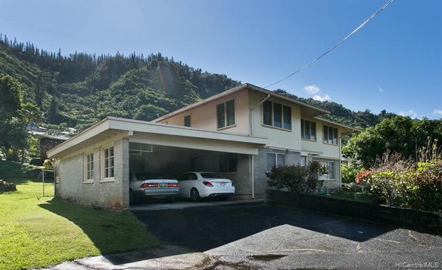 3066 Puhala Rise A, Honolulu, HI 96822 (MLS #201903842) :: Hardy Homes Hawaii