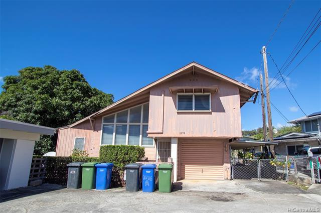 1674 Hauiki Street A, Honolulu, HI 96819 (MLS #201903889) :: Elite Pacific Properties
