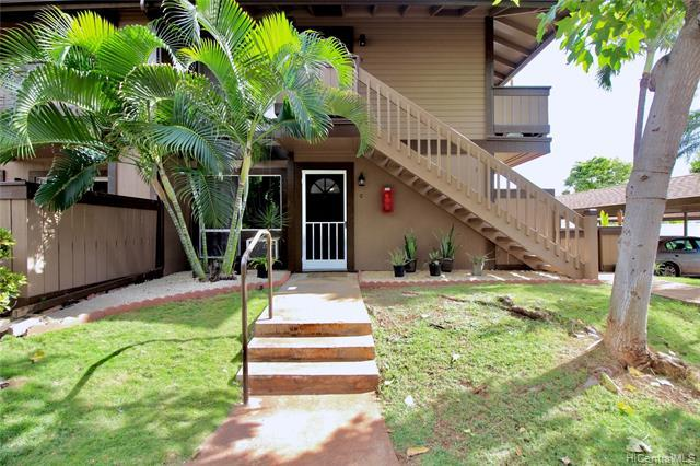 91-1099 Puamaeole Street 17C, Ewa Beach, HI 96706 (MLS #201903914) :: Keller Williams Honolulu