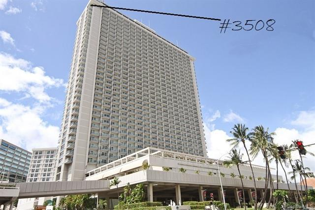 410 Atkinson Drive #3508, Honolulu, HI 96814 (MLS #201903929) :: Yamashita Team