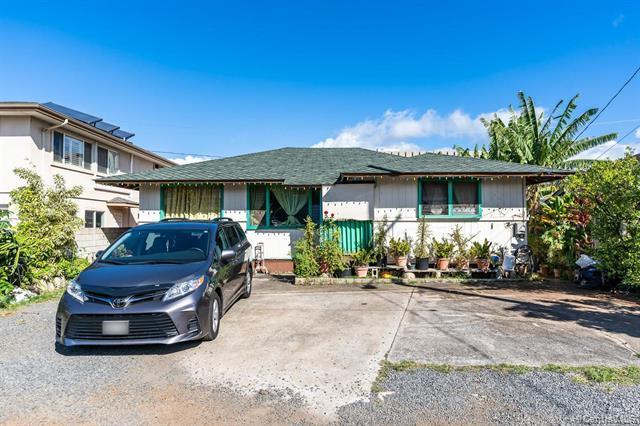 1228 Makalapua Place, Honolulu, HI 96817 (MLS #201903941) :: Keller Williams Honolulu