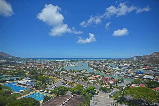6770 Hawaii Kai Drive #1407, Honolulu, HI 96825 (MLS #201903954) :: Barnes Hawaii