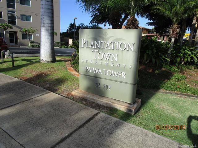 94-302 Paiwa Street #808, Waipahu, HI 96797 (MLS #201903988) :: Hardy Homes Hawaii