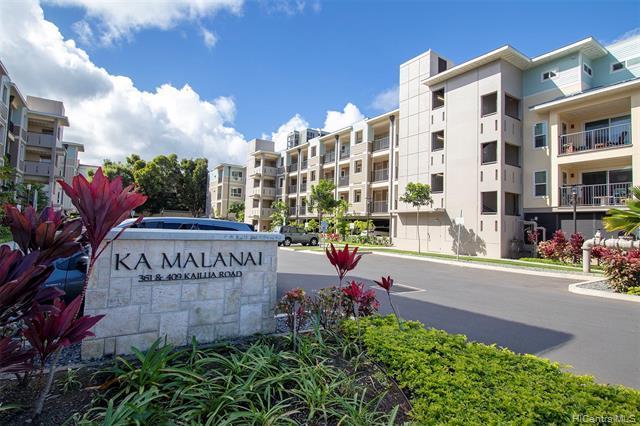 409 Kailua Road #7202, Kailua, HI 96734 (MLS #201904036) :: The Ihara Team