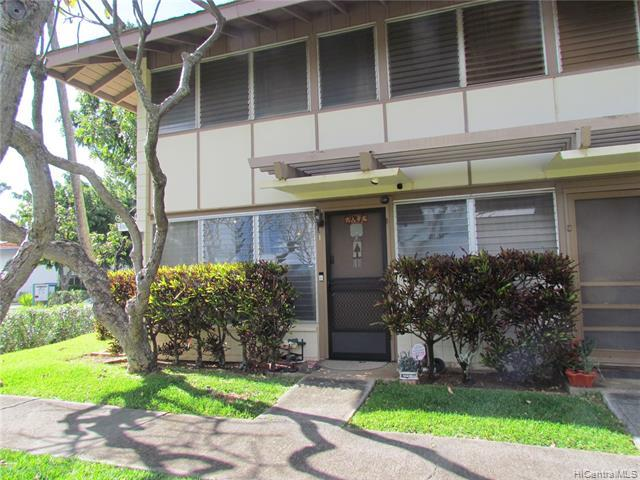 4164 Keanu Street #81, Honolulu, HI 96816 (MLS #201904099) :: The Ihara Team