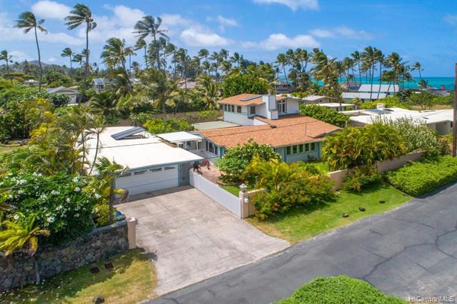 160 Kaapuni Drive, Kailua, HI 96734 (MLS #201904151) :: The Ihara Team