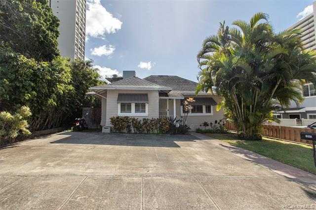 1693 Mott Smith Drive, Honolulu, HI 96822 (MLS #201904279) :: Elite Pacific Properties