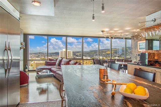 1200 Queen Emma Street #3701, Honolulu, HI 96813 (MLS #201904325) :: The Ihara Team