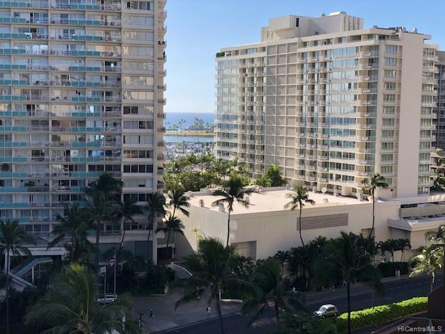 1804 Ala Moana Boulevard 13B, Honolulu, HI 96815 (MLS #201904326) :: Keller Williams Honolulu