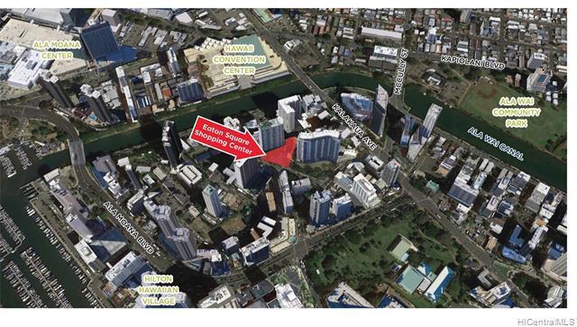 400 Hobron Lane V1, Honolulu, HI 96815 (MLS #201904368) :: Hardy Homes Hawaii