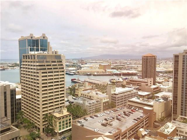 1088 Bishop Street #2806, Honolulu, HI 96813 (MLS #201904407) :: The Ihara Team