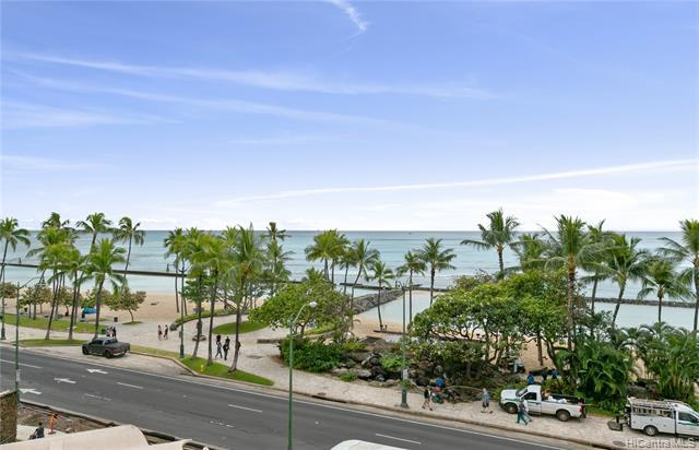 2500 Kalakaua Avenue #502, Honolulu, HI 96815 (MLS #201904425) :: Hardy Homes Hawaii