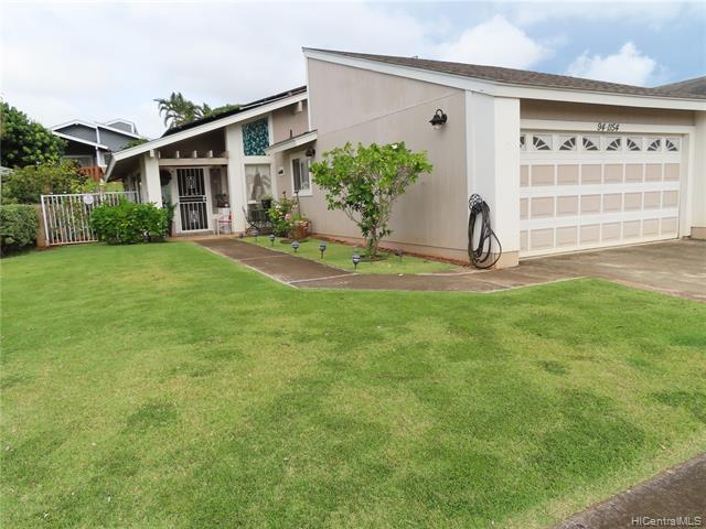 94-1154 Heahea Street, Waipahu, HI 96797 (MLS #201904427) :: Keller Williams Honolulu