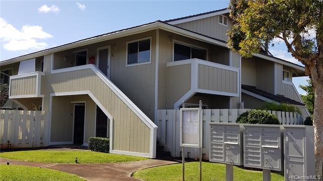 94-775 Paaono Street B12, Waipahu, HI 96797 (MLS #201904438) :: Elite Pacific Properties
