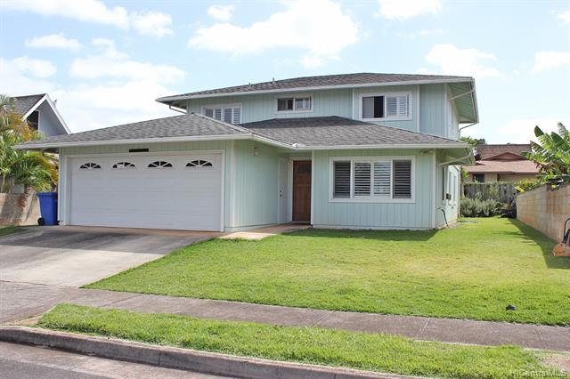 95-277 Hakupokano Loop, Mililani, HI 96789 (MLS #201904480) :: The Ihara Team