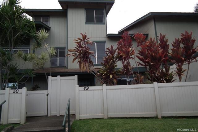 92-1272 Kikaha Street #49, Kapolei, HI 96707 (MLS #201904517) :: Keller Williams Honolulu