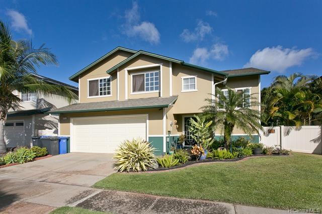 91-316 Hoano Place, Ewa Beach, HI 96706 (MLS #201904522) :: Keller Williams Honolulu