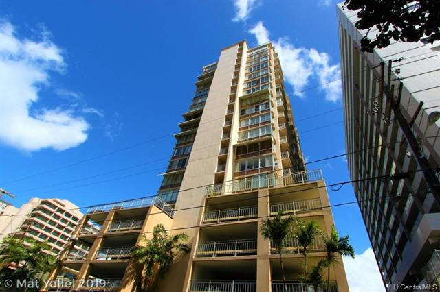 2415 Ala Wai Boulevard #1004, Honolulu, HI 96815 (MLS #201904528) :: Keller Williams Honolulu