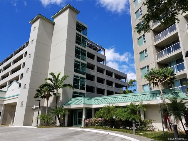 215 N King Street #607, Honolulu, HI 96817 (MLS #201904554) :: The Ihara Team