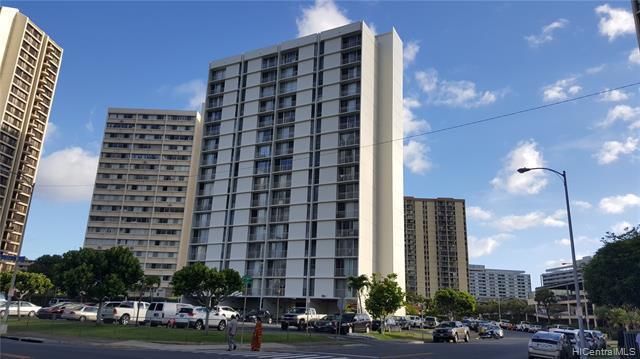 949 Ala Nanala Street #1503, Honolulu, HI 96818 (MLS #201904593) :: Keller Williams Honolulu