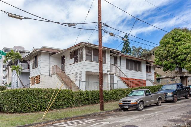 520 Magellan Avenue, Honolulu, HI 96813 (MLS #201904656) :: Barnes Hawaii