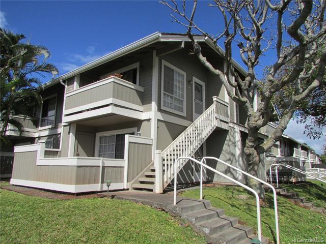 94-1425 Kulewa Loop D, Waipahu, HI 96797 (MLS #201904670) :: Barnes Hawaii