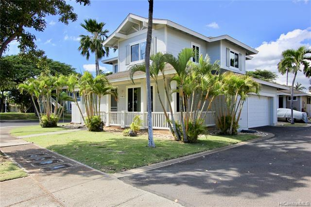 91-1002D Opuku Street, Kapolei, HI 96707 (MLS #201904795) :: The Ihara Team