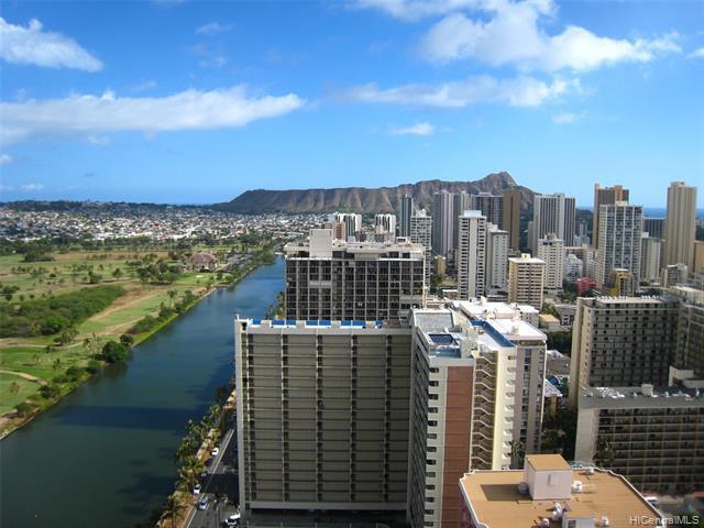 445 Seaside Avenue #3707, Honolulu, HI 96815 (MLS #201905025) :: Team Lally