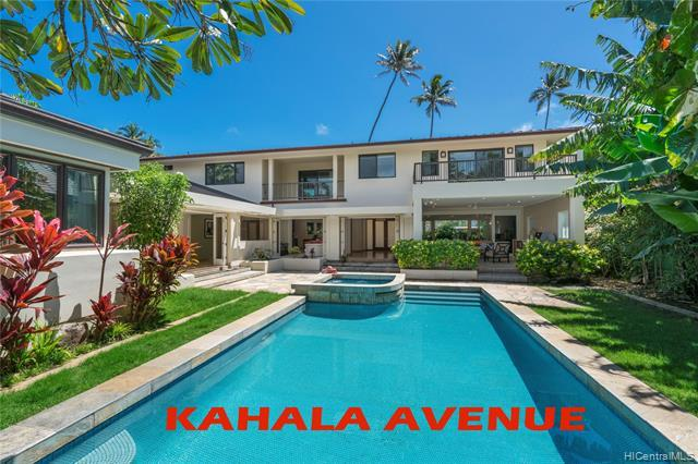 4714 Kahala Avenue, Honolulu, HI 96816 (MLS #201905035) :: Hawaii Real Estate Properties.com