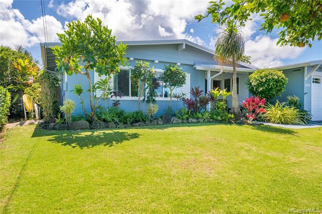 1625 Ulueo Street, Kailua, HI 96734 (MLS #201905061) :: Hawaii Real Estate Properties.com