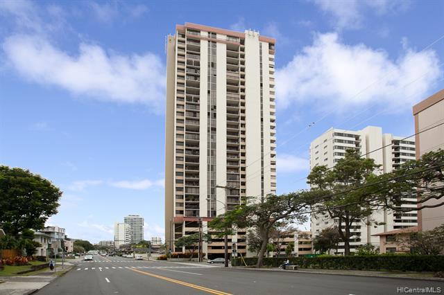 1201 Wilder Avenue #1805, Honolulu, HI 96822 (MLS #201905147) :: Keller Williams Honolulu