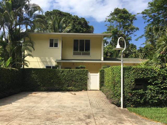 1210 Aalapapa Drive B, Kailua, HI 96734 (MLS #201905236) :: Hardy Homes Hawaii