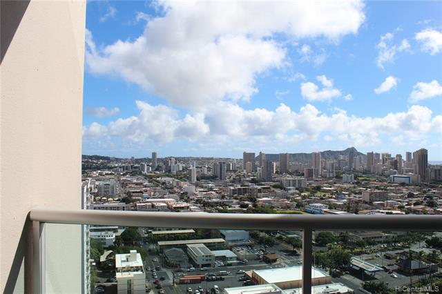 1450 Young Street #2802, Honolulu, HI 96814 (MLS #201905259) :: Elite Pacific Properties