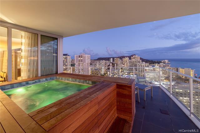 2120 Lauula Street #3506, Honolulu, HI 96815 (MLS #201905284) :: Elite Pacific Properties