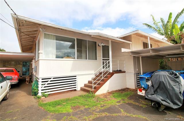 2018 California Avenue, Wahiawa, HI 96786 (MLS #201905399) :: Elite Pacific Properties