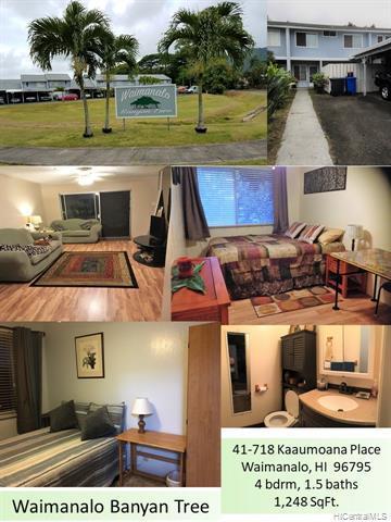 41-718 Kaaumoana Place ., Waimanalo, HI 96795 (MLS #201905478) :: Hardy Homes Hawaii