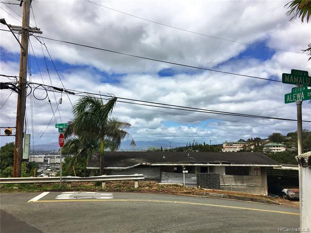 1211 Alewa Drive, Honolulu, HI 96817 (MLS #201905495) :: Elite Pacific Properties