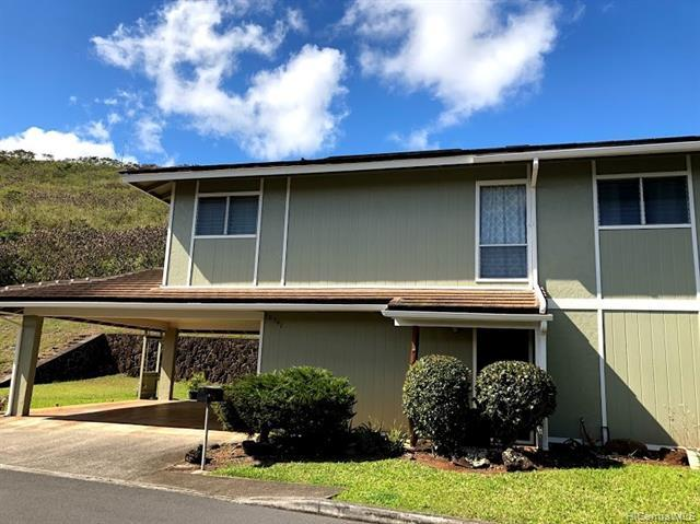 98-341 Kilihe Way #34, Aiea, HI 96701 (MLS #201905550) :: The Ihara Team