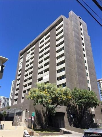 824 Kinau Street #504, Honolulu, HI 96813 (MLS #201905613) :: Hardy Homes Hawaii
