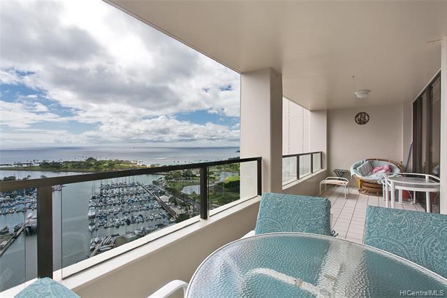 1650 Ala Moana Boulevard #2609, Honolulu, HI 96815 (MLS #201905618) :: Hardy Homes Hawaii
