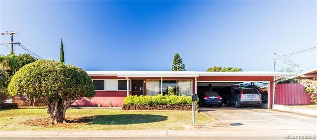 91-154 Hailipo Street, Ewa Beach, HI 96706 (MLS #201905692) :: Elite Pacific Properties
