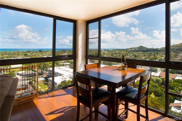 322 Aoloa Street #1402, Kailua, HI 96734 (MLS #201905740) :: Elite Pacific Properties