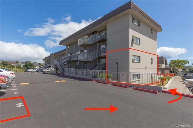 4280 Salt Lake Boulevard H14, Honolulu, HI 96818 (MLS #201905862) :: Keller Williams Honolulu