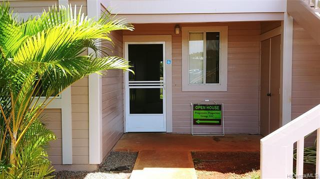 94870 Lumiauau Street R/103, Waipahu, HI 96797 (MLS #201907000) :: Hardy Homes Hawaii